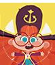 ¡Ahoy piratas!